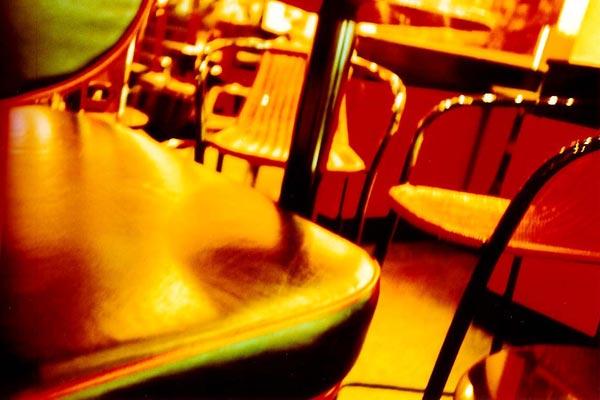 gloria fantasmagoria [hawelka - coffee house in Vienna]