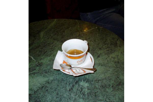 luigi farina [antico caffe greco]