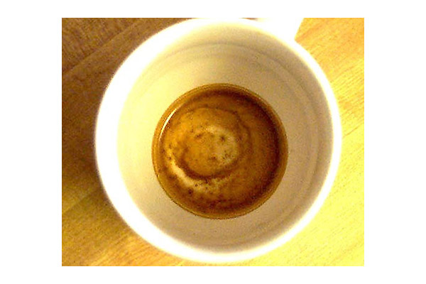 amCoffeepmTea [a face in the dregs]