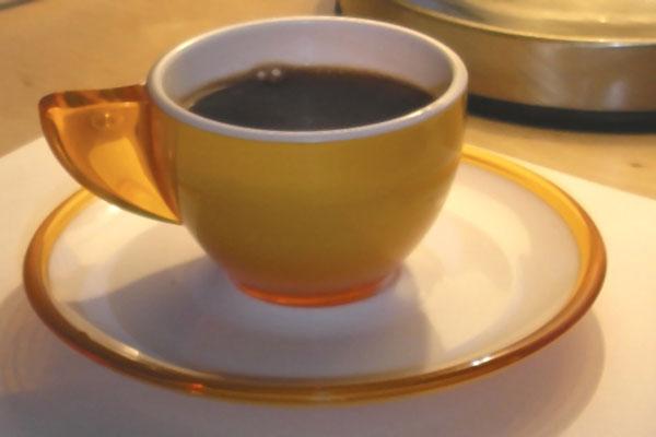 gregor jamroski [matin tranquille avec cafe]
