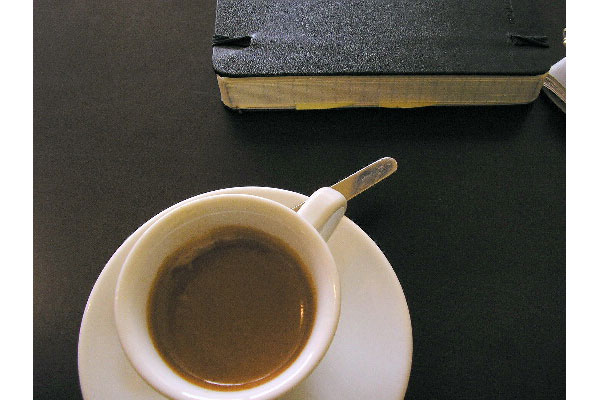teresa c [coffee break]