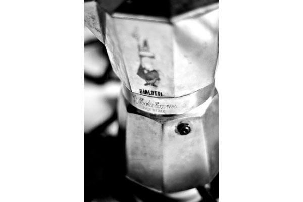 luigi anzivino [a casa, un espresso come al bar]