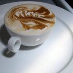 abstract gourmet [big morning latte]