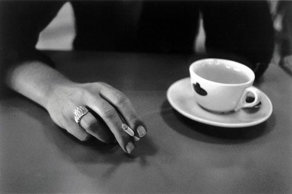clio [sigaretta e caffe]
