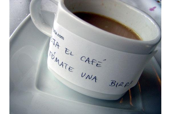 isa - juan leal [deja el cafe]