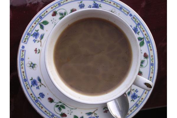 nina [coffee from bali]