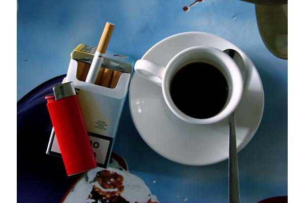 m brex [coffee & cigarette]