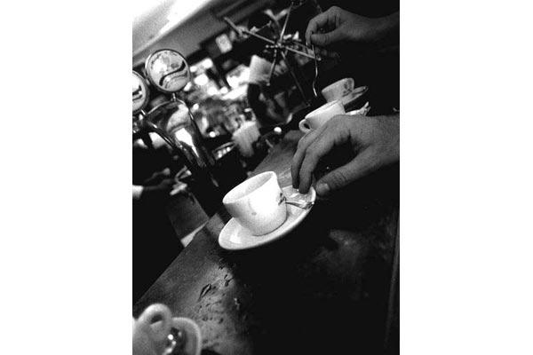 camee [caffe', napoli]