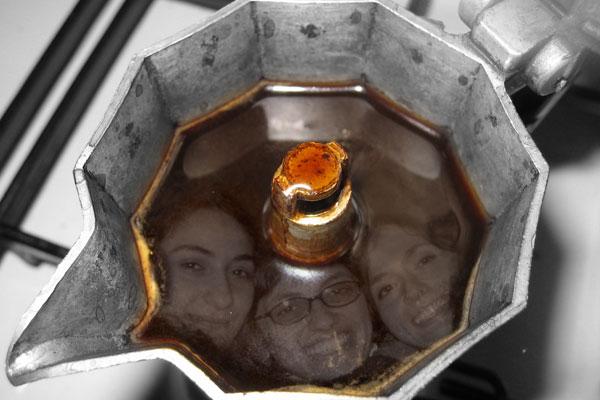 langabalenga [smiles in the coffee]