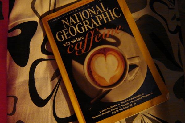 gayendra [national geographic coffee edition]