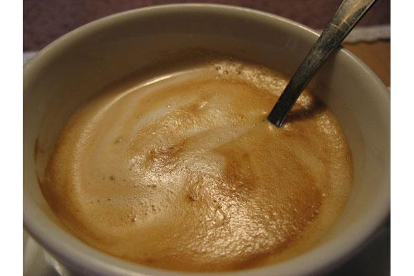potaciona [vortice di caffe macchiato ]
