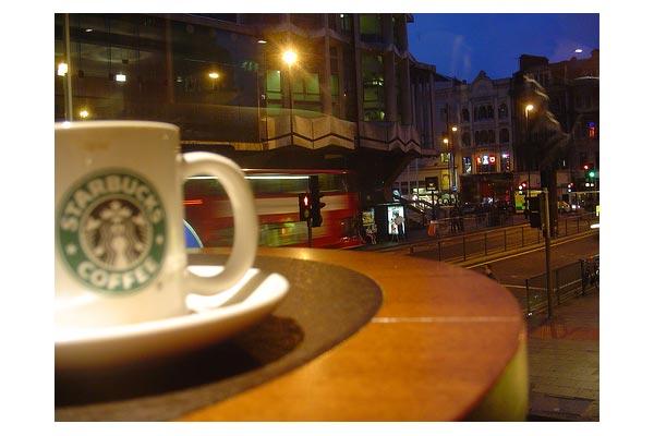 NyYankee [Starbucks Moment]