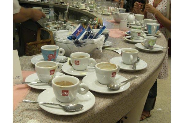 alessandro ronchi [illy Caffe advertising]