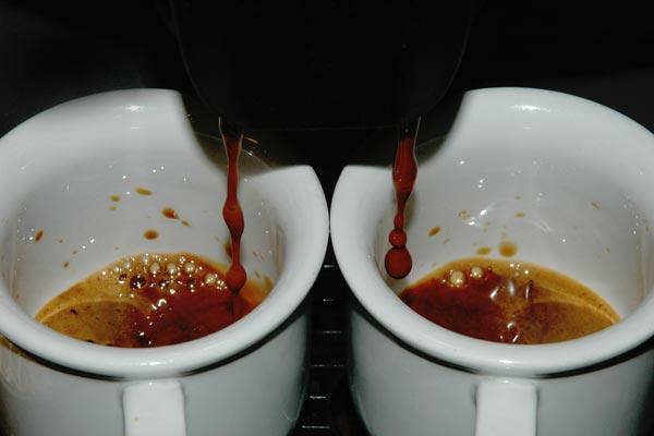 vesparossa [ caffe doppio ]