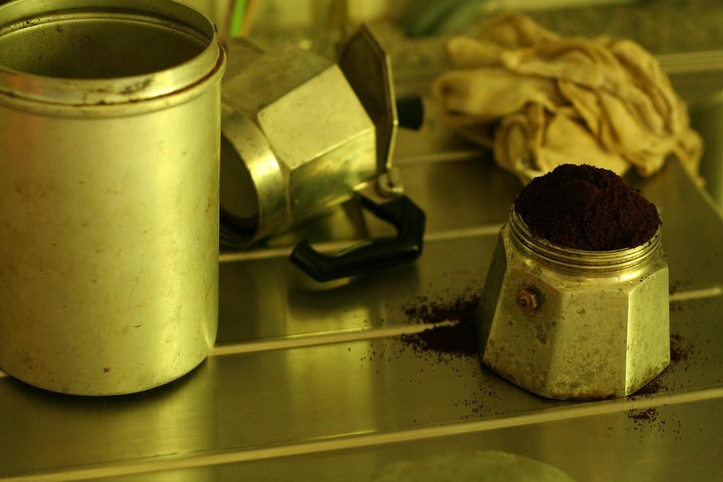 daniele muscetta [ coffee | in the making ]