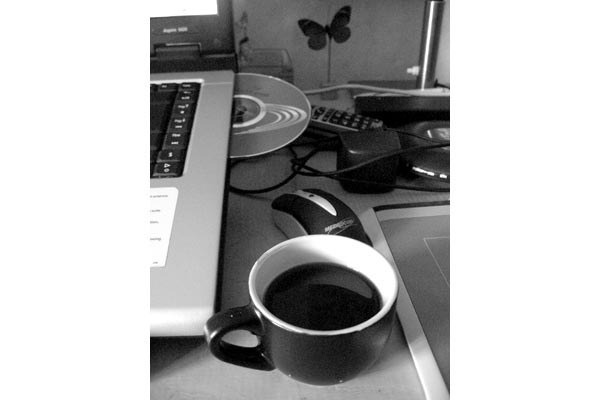 MyMinimalLook [ Coffee and mess ]