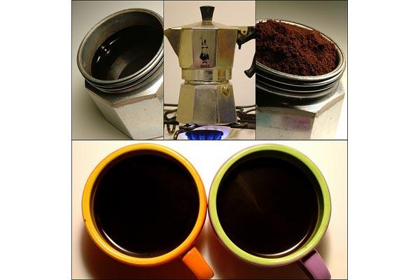 latente [ To Make a Coffee ]