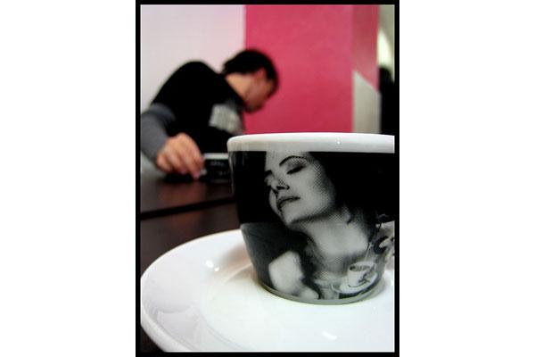 mulia [ Longing for an Italian coffee ]