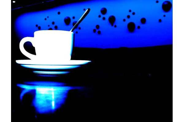 andrea [ Cup of espresso, in Boulder, Colorado ]