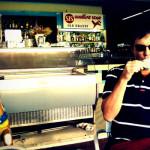 antonio pavolini [ focette, un timewarp coffee negli anni '60 ]