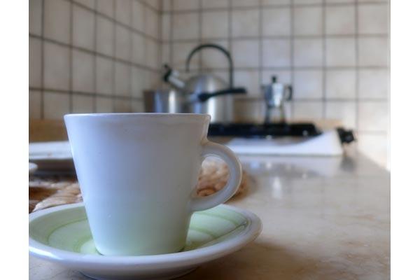 Agharti [ 8:42 a.m. - Primo Caffe   ]