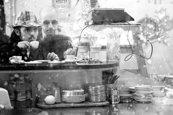 Alfeo [ Caffe allo specchio  ]