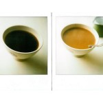 chocokat [ 2 small bowls of coffee.  ]