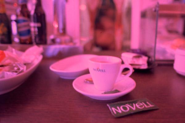 valentina cinelli [ caffe a madrid - pink mode ]