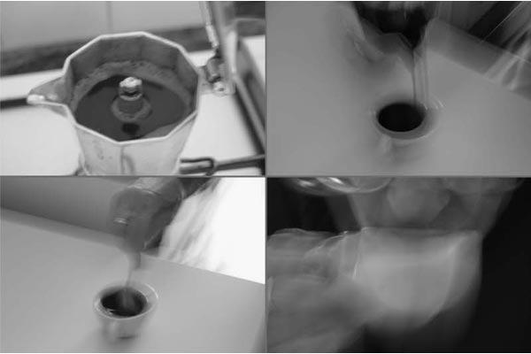 Luigi Maggiore [ Coffee sequence ]