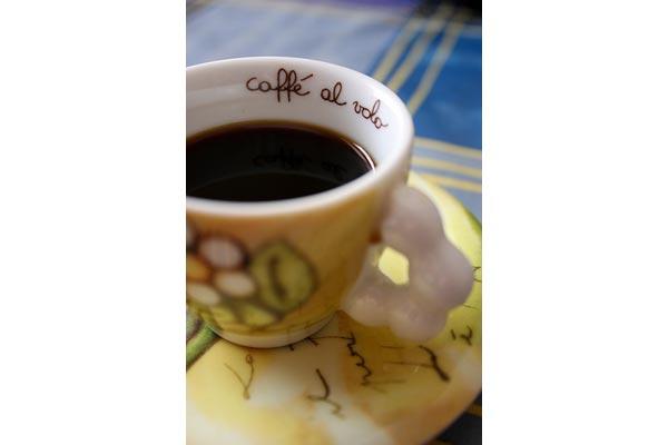 paride [ pausa, caffe al volo ]