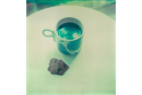 chocokat [ Coffee, animal crackers, rainy day.  ]