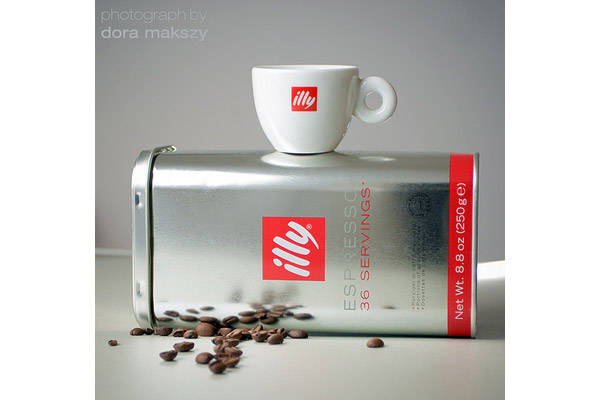 mazsola [ Illy coffee - afternoon delight ]
