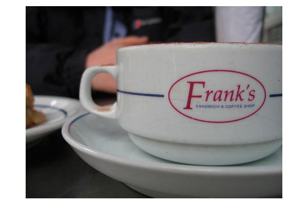 Sean Hogan [ Frank's Sandwich & Coffee Shop ]