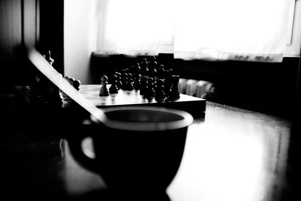 redart [  coffee and chess ]