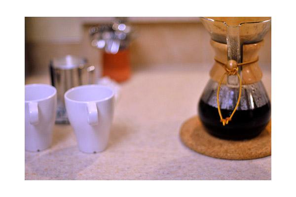 chocokat [ Waiting for coffee ]