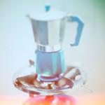 Blue Perez [ Moroccan Coffee ]