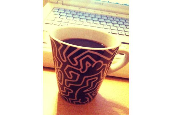 chiara silvestri [ caffe con haring ]