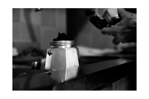 redart [ the ritual: the coffee ]