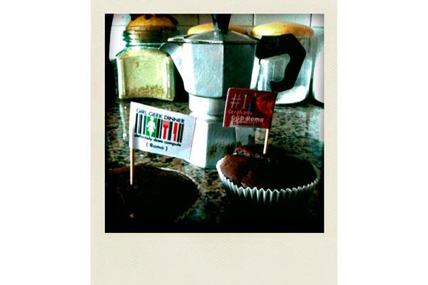 Valentina Cinelli [ GGD breakfast ] muffin&coffee