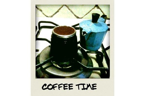 Massimo Mostosi [ coffee time ]
