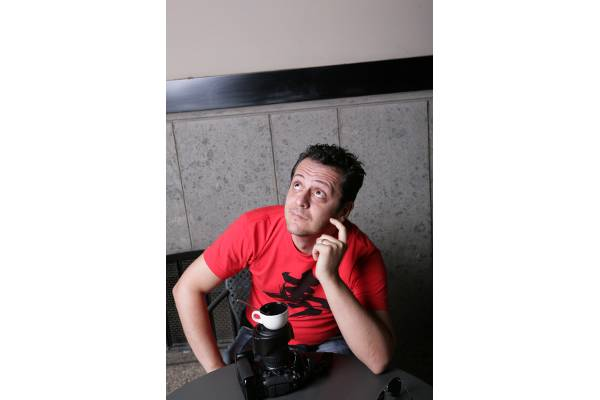 Stefano Capitelli [ @ fotoleggendo 2009 ]