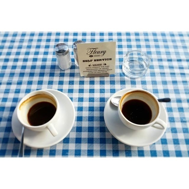 Happy Sunday coffee, darlings! :)