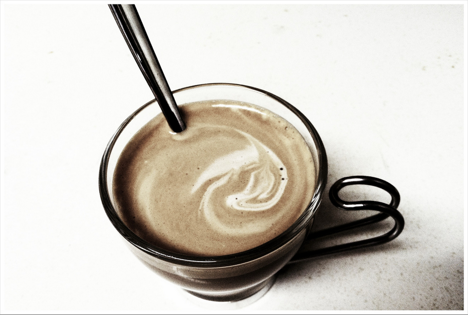 Photo a Day - Midday espresso