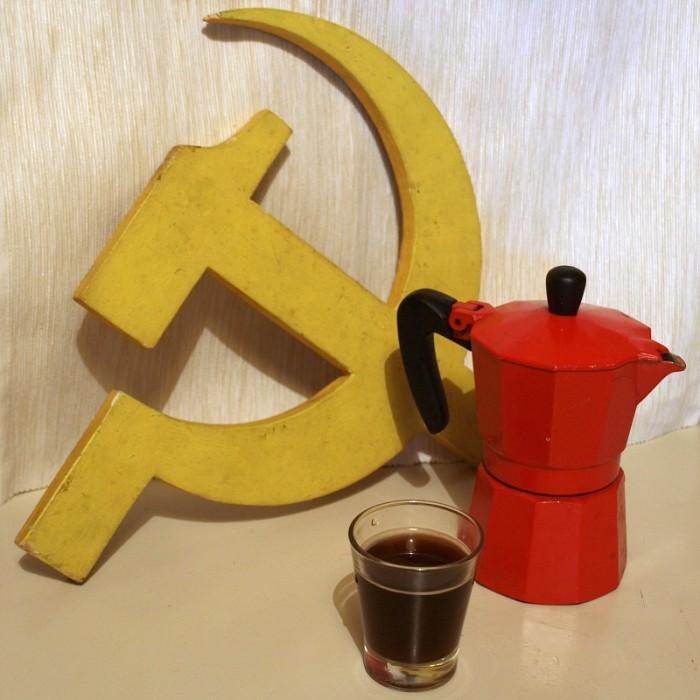 caffè lavoratore