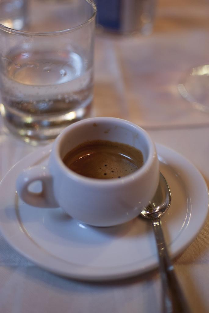 Cafe At Osteria Il Bertoldo