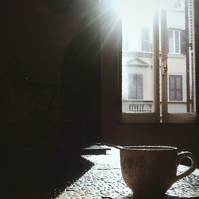 il mio contributo a #cafexperiment.