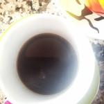 Una mela nel caffè