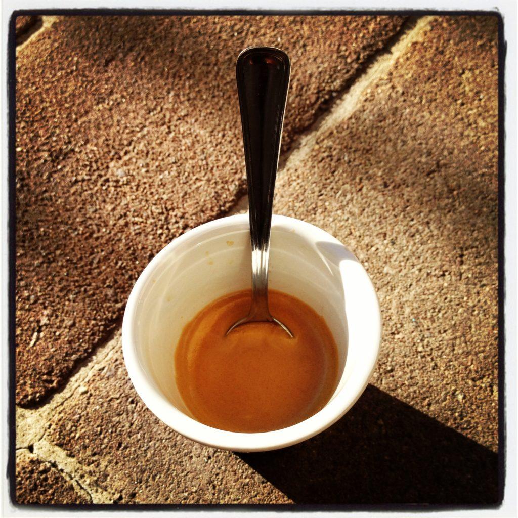 Caffè diagonale