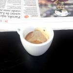 Rituali: caffè e giornale