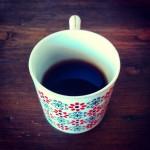 Caffè e belle tazze.